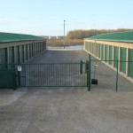 229 Storage - Electronic Access Control Gate - Security and Convenience